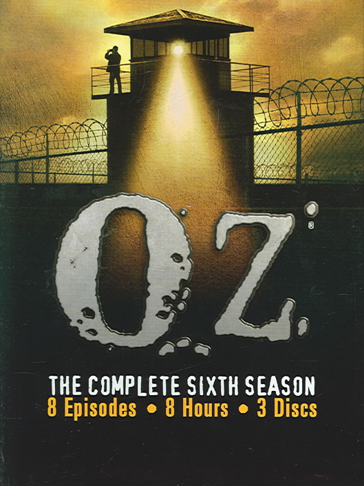 OZ:COMPLETE SIXTH SEASON BY OZ (DVD)