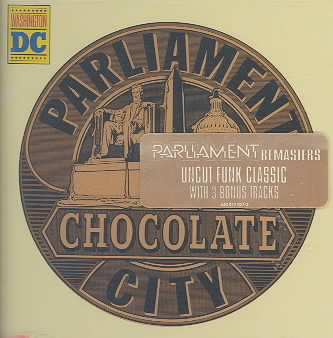 CHOCOLATE CITY BY PARLIAMENT (CD)